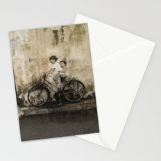 Bicycle Riding Joy Stationery Cards