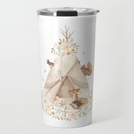Happy Campers Travel Mug
