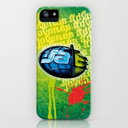 Jovenes Adventistas iPhone Case