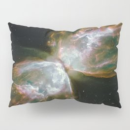 The Butterfly Nebula Pillow Sham