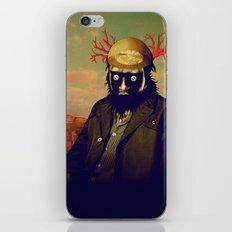 king of the desert iPhone Skin
