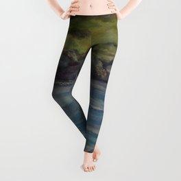 Castle Ruins MM151125-13 Leggings