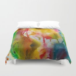 Drips Duvet Cover