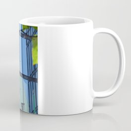 Maple leaf mirror Ottawa Coffee Mug