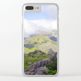 beautiful nature Clear iPhone Case