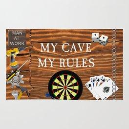Man Cave Rug