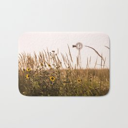 Sunflower Dreams & Windmill Memories... Bath Mat