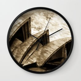 Sydney Opera House  Collection III Wall Clock