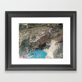 Cove of Dreams Framed Art Print