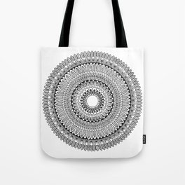 Leaved Mandala Original Tote Bag