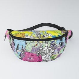 Jx3 Gallery - Promo 2016 Fanny Pack