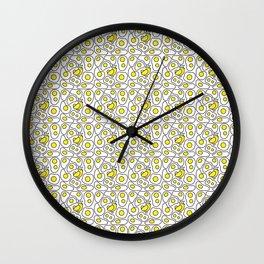 Stressful Chick Wall Clock