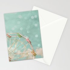 Candy Wheel Stationery Cards