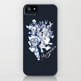 Digimon Memories iPhone Case