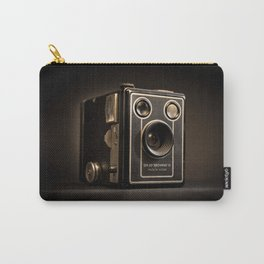 KODAK BROWNIE SIX-20 MODEL D Carry-All Pouch
