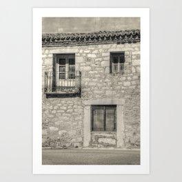 Windows #7 Art Print