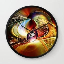 OA Wall Clock