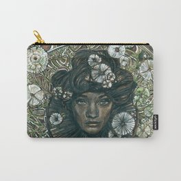 Wood Forest Maiden Carry-All Pouch