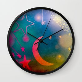 Concert for Orpheus Wall Clock