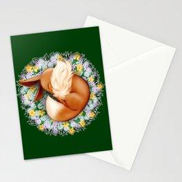 Peaceful Sleep (Eevee) Stationery Cards