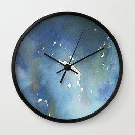 Colors#4 Wall Clock