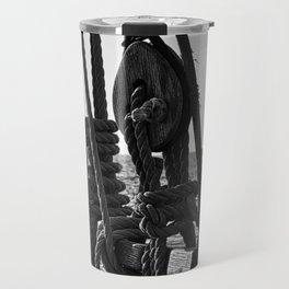 The Ropes Travel Mug
