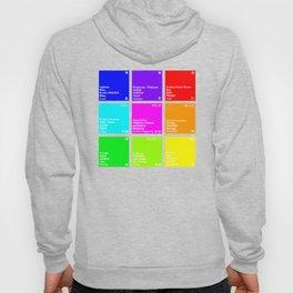 Colours Hoody
