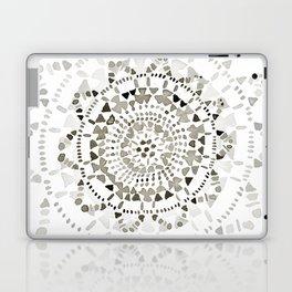Watercolor Doily - Katrina Niswander Laptop & iPad Skin