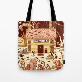 Eureka Factory Tote Bag