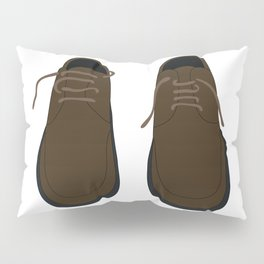 Pair Of Shoes Pillow Sham