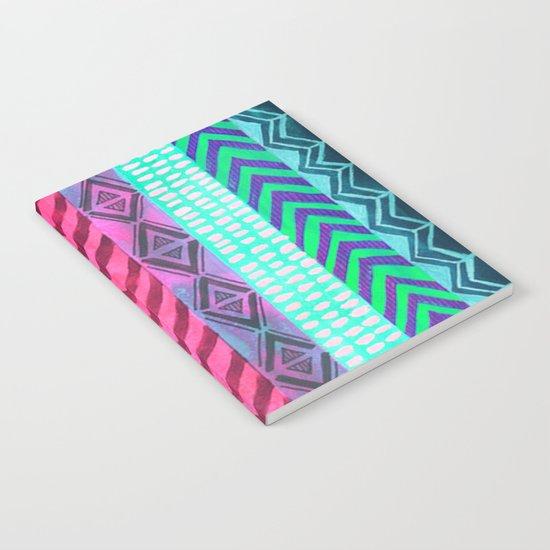 Tribal Pattern 04 Notebook