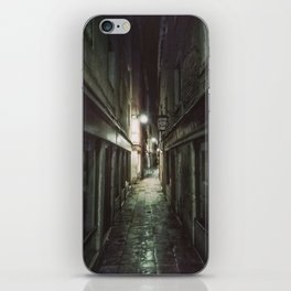Midnight in Venice. Fine art travel photography. iPhone Skin