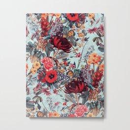 Romantic Garden VI Metal Print