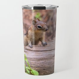 Let Me Check it Out Travel Mug