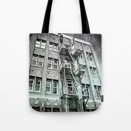 Life Ladder Tote Bag