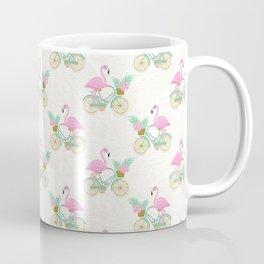 Tropical Bike - Bg leaves Coffee Mug