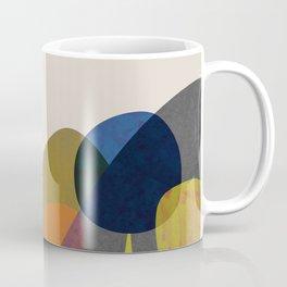 Mountains and trees2 Coffee Mug