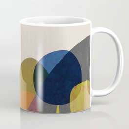 Mountains and trees2 Coffee Mug