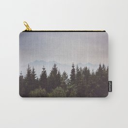 Mountain Range - Landscape Photography Carry-All Pouch