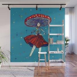 Fungis Wall Mural