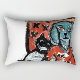Love: This is Love? Rectangular Pillow