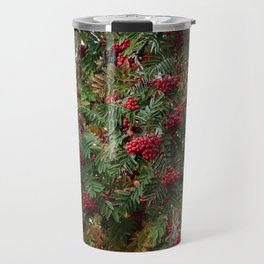 Rowan berries Travel Mug