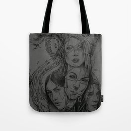 Blackthorne Sisterhood Tote Bag
