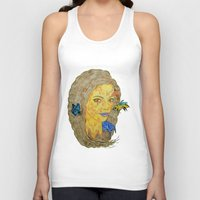 lorde Tank Tops featuring Lorde by Montana