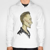 sweater Hoodies featuring Hiddles Sweater by Rowena Leavy
