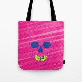 Back 2 Skull Tote Bag