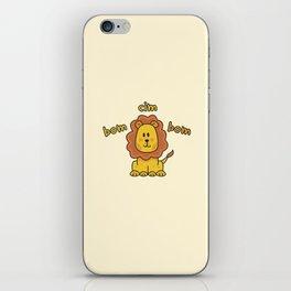 Galatasaray iPhone Skin