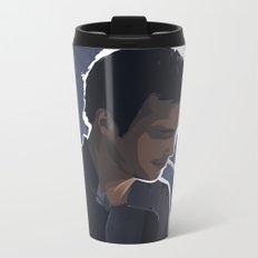 Breaking Bad Illustrated - Jesse Pinkman Metal Travel Mug