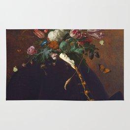 Flower Facade Rug