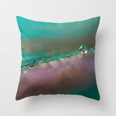 Stay For A Moment Throw Pillow
